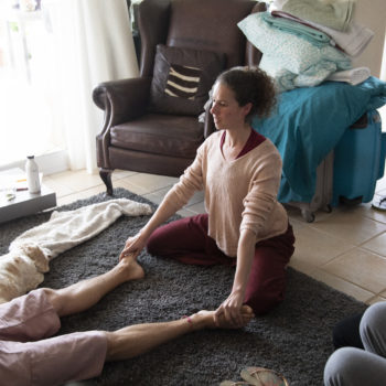 Elad Itzkin Yoga Photography - Ancient Thai Yoga Massage - elad3228