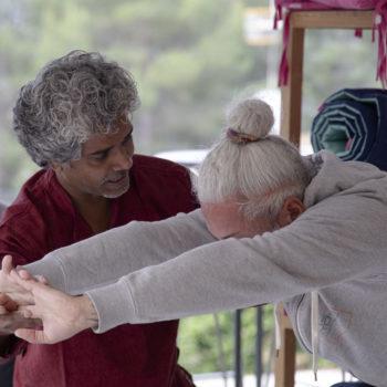 Elad Itzkin Yoga Photography - Ancient Thai Yoga Massage - elad3437