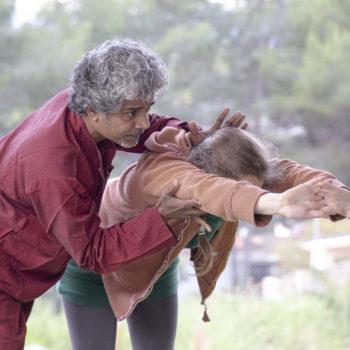 Elad Itzkin Yoga Photography - Ancient Thai Yoga Massage - elad3439