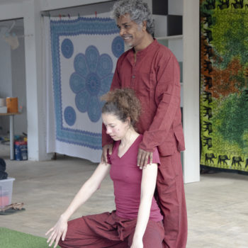 Elad Itzkin Yoga Photography - Ancient Thai Yoga Massage - elad3501