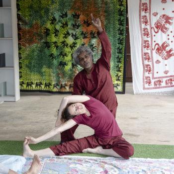 Elad Itzkin Yoga Photography - Ancient Thai Yoga Massage - elad3519