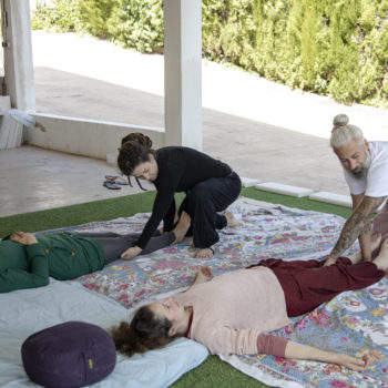 Elad Itzkin Yoga Photography - Ancient Thai Yoga Massage - elad3543