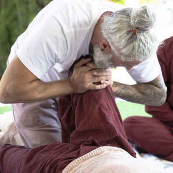 Robert Ro-ki Centro Semilla Valencia Self Healing Massage