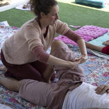 Elad Itzkin Yoga Photography - Ancient Thai Yoga Massage - elad3555