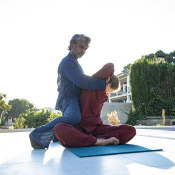 Elad Itzkin Yoga Photography - Ancient Thai Yoga Massage - elad3743