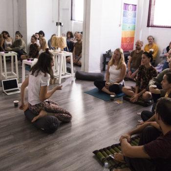 Elad Itzkin Yoga Photography - Centro Semilla open doors - elad6973