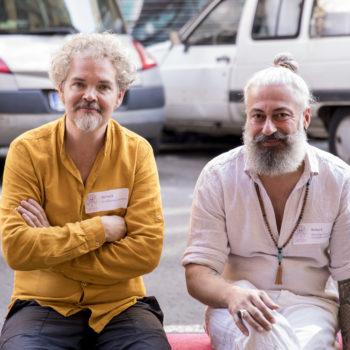 Elad Itzkin Yoga Photography - Centro Semilla open doors - elad7000