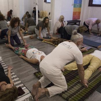 Elad Itzkin Yoga Photography - Centro Semilla open doors - elad7031