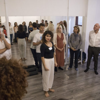 Elad Itzkin Yoga Photography - Centro Semilla open doors - elad7036