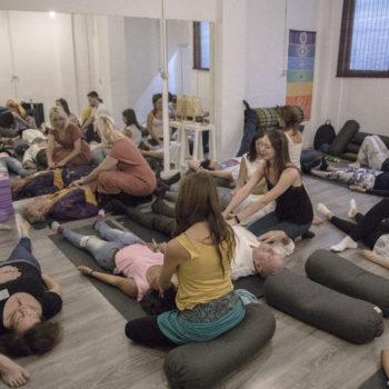 Elad Itzkin Yoga Photography - Centro Semilla open doors - elad7066