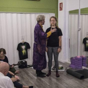 Elad Itzkin Yoga Photography - Centro Semilla open doors - elad7070