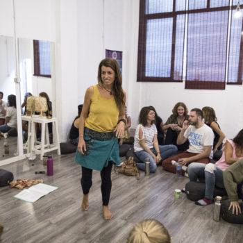 Elad Itzkin Yoga Photography - Centro Semilla open doors - elad7096