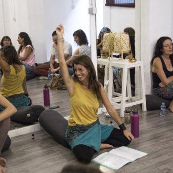 Elad Itzkin Yoga Photography - Centro Semilla open doors - elad7107