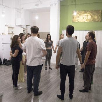 Elad Itzkin Yoga Photography - Centro Semilla open doors - elad7110