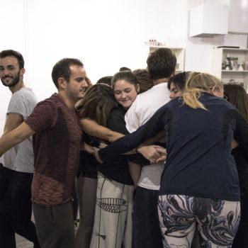 Elad Itzkin Yoga Photography - Centro Semilla open doors - elad7115