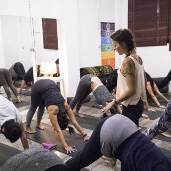 Elad Itzkin Yoga Photography - Centro Semilla open doors - elad7119
