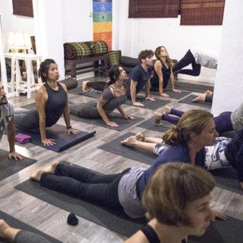 Elad Itzkin Yoga Photography - Centro Semilla open doors - elad7122