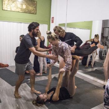 Elad Itzkin Yoga Photography - Centro Semilla open doors - elad7149