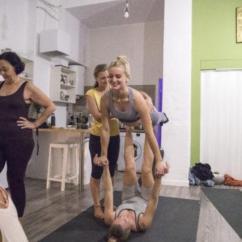 Elad Itzkin Yoga Photography - Centro Semilla open doors - elad7153