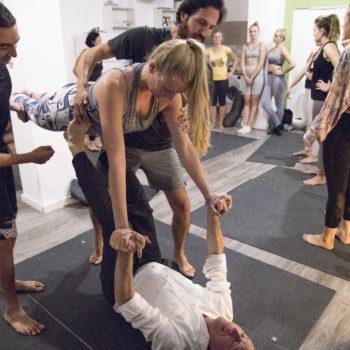 Elad Itzkin Yoga Photography - Centro Semilla open doors - elad7161