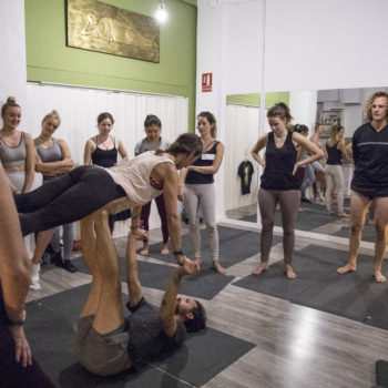 Elad Itzkin Yoga Photography - Centro Semilla open doors - elad7167