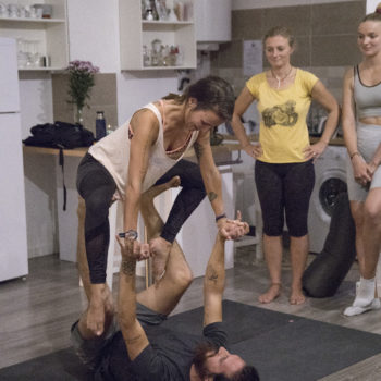 Elad Itzkin Yoga Photography - Centro Semilla open doors - elad7170