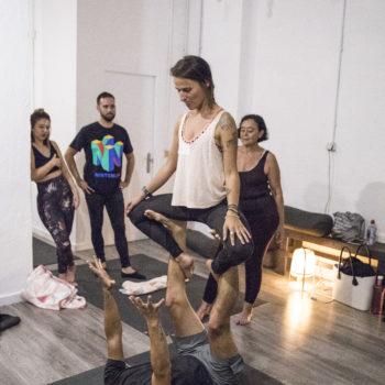 Elad Itzkin Yoga Photography - Centro Semilla open doors - elad7172