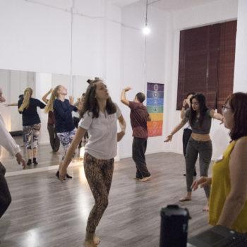 Elad Itzkin Yoga Photography - Centro Semilla open doors - elad7181