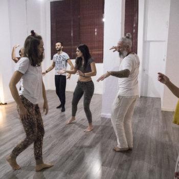 Elad Itzkin Yoga Photography - Centro Semilla open doors - elad7182