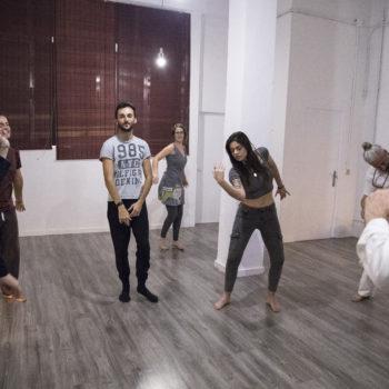 Elad Itzkin Yoga Photography - Centro Semilla open doors - elad7185
