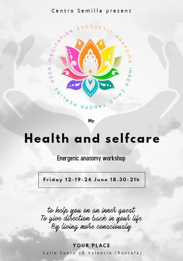 health and selfcare Centro Semilla Ruzafa Russafa Valencia Ro-Ki