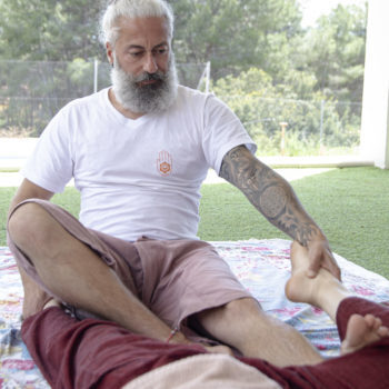 Elad Itzkin Yoga Photography - Ancient Thai Yoga Massage - elad3537
