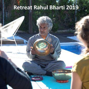 retreat rahul bharti Torrent Valencia Thai Yoga Massage Self Healing